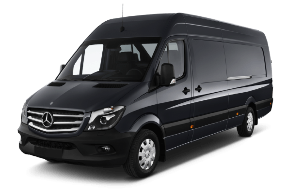 mercedes sprinter xl 9 places where the action is. Black Bedroom Furniture Sets. Home Design Ideas