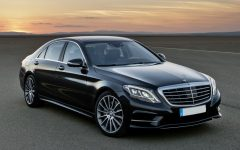 Mercedes CLASS S LIMO AMG