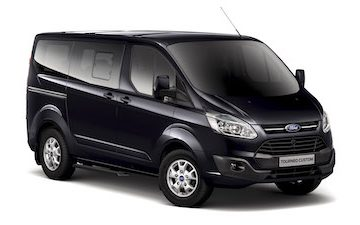 Ford CUSTOM TOURNEO XL