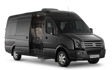 Volkswagen NEW CRAFTER XL - 9 places
