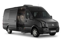 Volkswagen NEW CRAFTER XL - 8 places