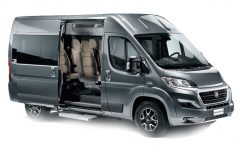 Fiat Ducato Maxi - 8 places